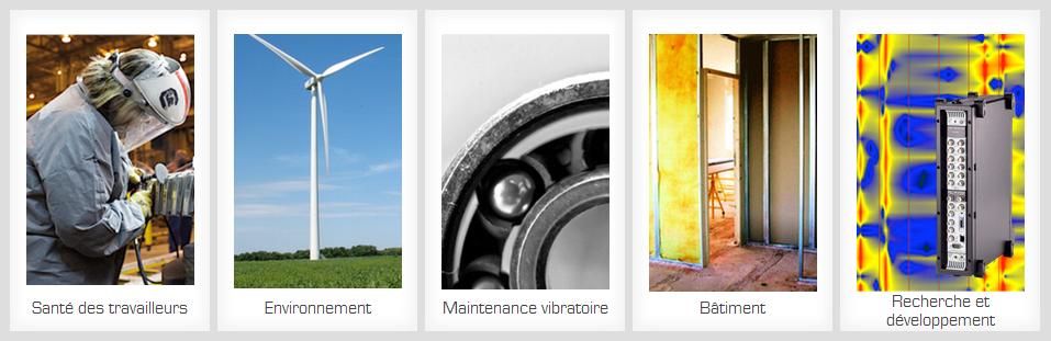 DBI : Bureau acoustique & vibratoire