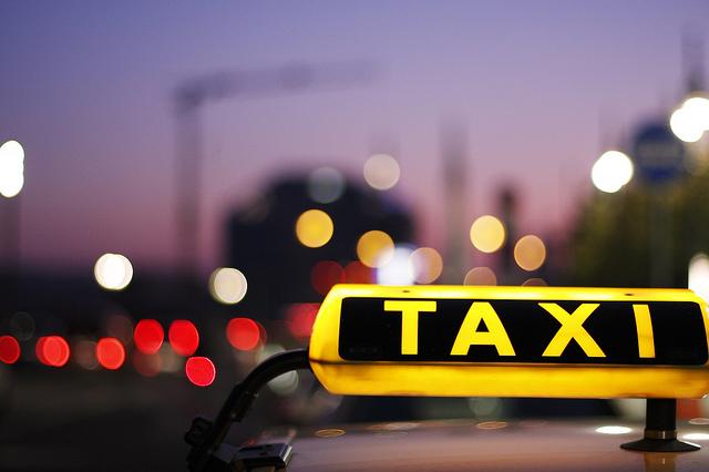 Taxi de l'Aéroport