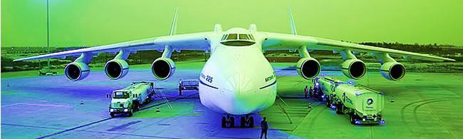 Transport aérien international