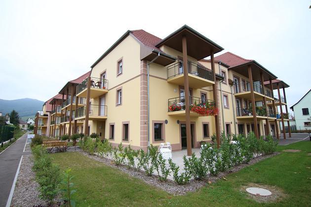 Résidence Quiételle à Wettolsheim.